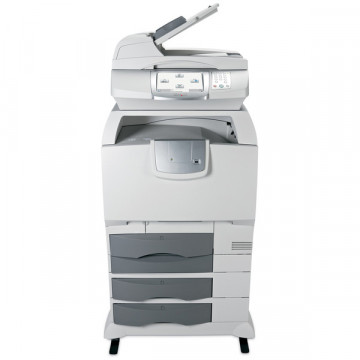 Multifunctional Lexmark X782e A4 MFP, 1200x1200, 40/35 ppm Imprimante Second Hand