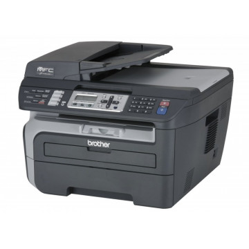 Multifunctionala BROTHER MFC 7840W, 23 ppm, Copiator, Fax, Printer, Scanner, USB si Retea, Wireless, 2400 x 600, Laser, Monocrom, A4 Imprimante Second Hand