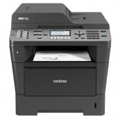 Multifunctionala BROTHER MFC 8520DN, A4, Duplex, Scanner, Copiator, Printer si Fax, Retea si USB, 36 ppm + Toner si Unitate Drum Noi Imprimante Second Hand