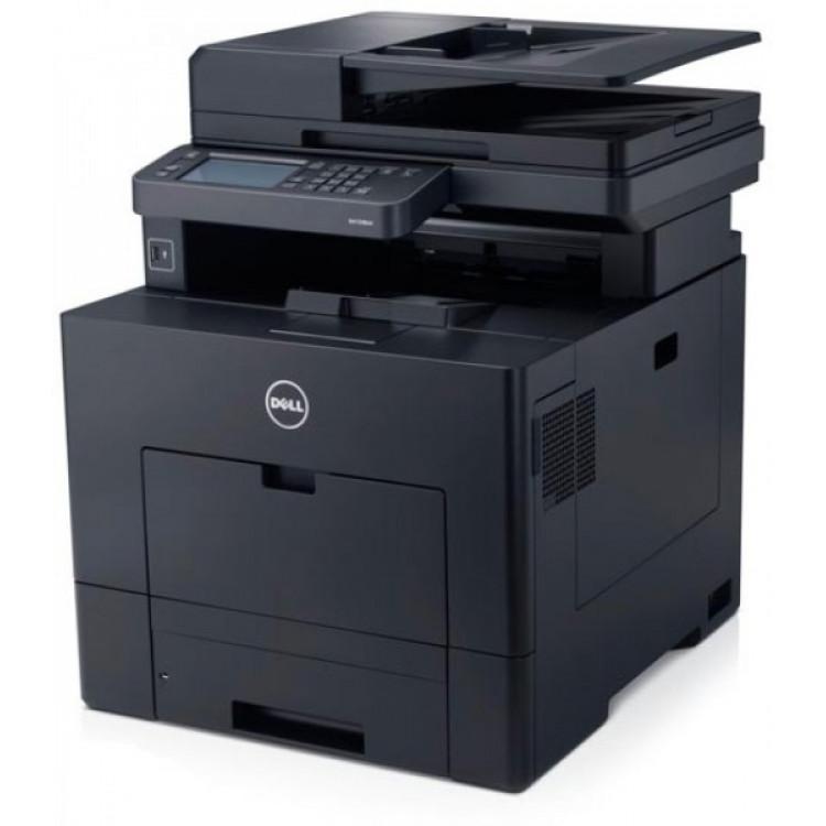 multifunctionala color dell c3765cnf imprimanta copiator scanner