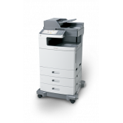 Multifunctionala Color Lexmark X792DE,  A4, 50 ppm, 1200 x 1200 dpi, Retea, USB, Fax, Copiator, Scanner Imprimante Second Hand