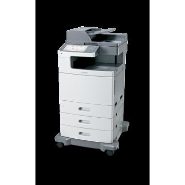Multifunctionala Color Lexmark X792DE,  A4, 50 ppm, 1200 x 1200 dpi, Retea, USB, Fax, Copiator, Scanner Imprimante Second Hand