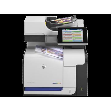 Multifunctionala HP LaserJet Enterprise 500 M575dn MFP, 30 PPM, Duplex, Retea, USB, 1200 x 1200, Laser, Color, A4 Imprimante Second Hand