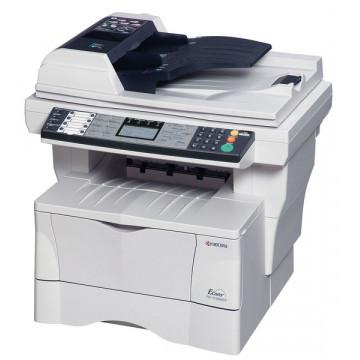 Multifunctionala Laser A4 Kyocera FS-1118MFP, 18 ppm, Retea, USB, Copiator, Scaner, Fax, Monocrom Imprimante Second Hand
