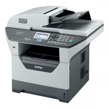 Multifunctionala Laser Brother DCP-8085DN, Monocrom, 32 ppm, Copiator, Scanner, Cartus si Cilindru Noi Imprimante Second Hand