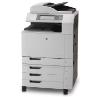 Multifunctionala Laser Color A3, HP CM6030 MFP, Copiator, Scanner, Fax, ADF, Retea