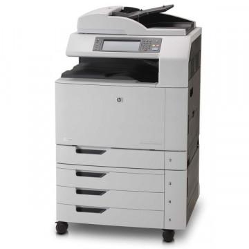 Multifunctionala Laser Color A3, HP CM6030 MFP, Copiator, Scanner, Fax, ADF, Retea Imprimante Second Hand