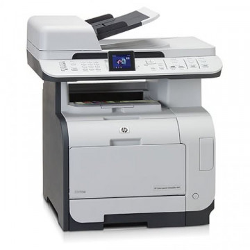 Multifunctionala Laser Color HP LaserJet CM2320nf, A4, 21 ppm, Scanner, Fax, Copiator Imprimante Second Hand