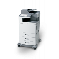 Multifunctionala Laser Color Lexmark X792DE, A4, 50 ppm, 1200 x 1200 dpi, Retea, USB, Fax, Copiator, Scanner