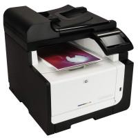 Multifunctionala Laser HP Laserjet Pro CM1415fn MFP, Copiator, Scaner, Fax, Retea, USB