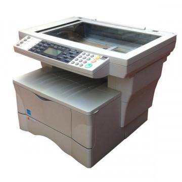 Multifunctionala Laser Kyocera FS-1018 MFP, Copiator, Scanner Color, Retea, USB, FAX, fara ADF Imprimante Second Hand