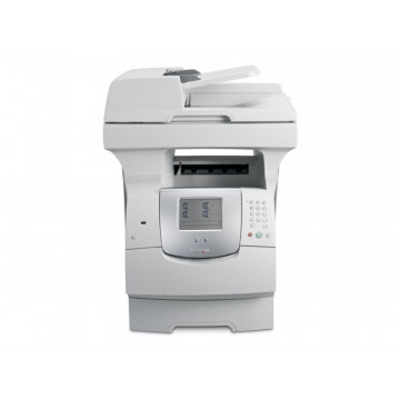 Multifunctionala Laser Lexmark X642e, Retea, 45 ppm, Copiator, Fax, Scanner in retea Imprimante Second Hand