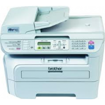 Multifunctionala Laser Monocrom Brother MFC 7320, A4, 18 ppm, 2400 x 600 dpi, Fax, Scanner, Copiator, USB Imprimante Second Hand