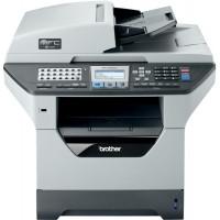 Multifunctionala Laser Monocrom Brother MFC-8880DN, Duplex, A4, 30ppm, 1200 x 1200dpi, Scaner, Copiator, Fax, Retea, USB