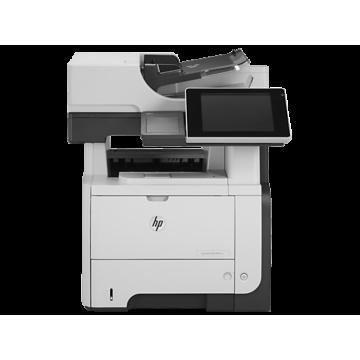 Multifunctionala Laser Monocrom HP LaserJet Enterprise 500 M525dn MFP, Duplex, A4, 42ppm, 1200 x 1200, Retea, USB Imprimante Second Hand