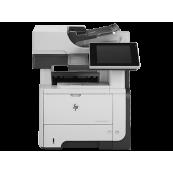 Multifunctionala Laser Monocrom HP LaserJet Enterprise 500 MFP M525dn, Duplex, A4, 42ppm, 1200 x 1200, Fax, Copiator, Scanner, Retea, USB, Toner Nou, Second Hand Imprimante Second Hand