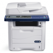 Multifunctionala Laser Monocrom Xerox Workcentre 3325DN, Duplex, A4, 35ppm, 1200 x 1200, Fax, Copiator, Scanner, USB, Retea, Second Hand Imprimante Second Hand