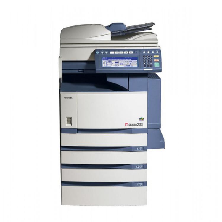 multifunctionala laser toshiba e studio 233 monocrom copiator