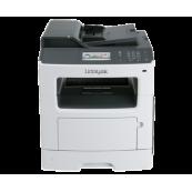 Multifunctionala LEXMARK MX410de, 38 PPM, 1200 x 1200 DPI, Duplex, Retea si USB, A4, Monocrom Imprimante