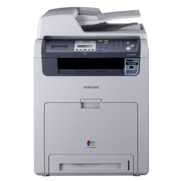 Multifunctionala SAMSUNG CLX 6200DN, 20 PPM, Duplex, Retea, USB, 2400 x 600, Laser, Color, A4 Imprimante Second Hand