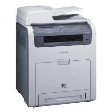 Multifunctionala SAMSUNG CLX-6220FX, 21 PPM, Duplex, Retea, USB, 9600 x 600, Laser, Color, A4 Imprimante Second Hand