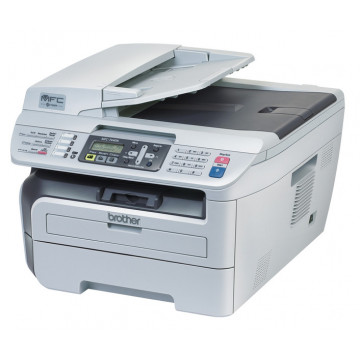 Multifunctionala Second Hand Laser Brother MFC-7440N,  23ppm, Copiator, Scanner, Fax, Retea  Imprimante Second Hand