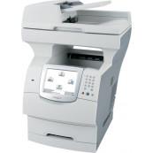 Multifunctionale laser Lexmark X644e, Scanner, Copiator, Fax, Imprimanta, Usb, Retea Imprimante Second Hand
