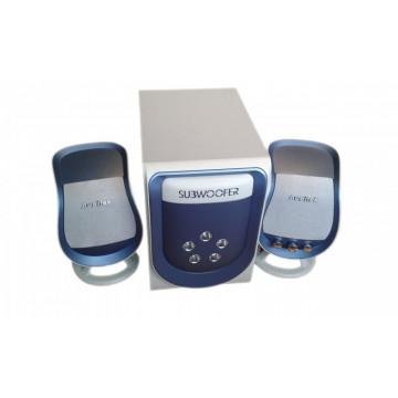 Multimedia Speaker Auditek 2.1, 3.5 jack Periferice