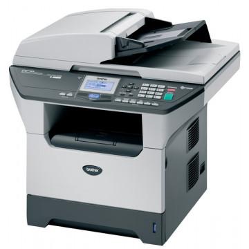 Multufunctional Laser Brother DCP 8065DN, Monocrom, Retea, Duplex, Scanare, Copiere Imprimante Second Hand