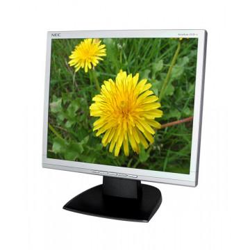 NEC AccuSync 73V, 17 inch, LCD, 1280 x 1024, 5ms, 16.2 milioane culori, VGA Monitoare Second Hand