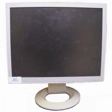 Nec MultiSync 1760NX, 17 inci LCD, Piciorul nu este original(cod:16) Monitoare Second Hand