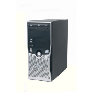 NEC PowerMate VL280 Tower, Core 2 Duo E8400, 3.0Ghz, 2Gb, 160Gb, DVD-ROM Calculatoare Second Hand