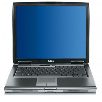Notebook Dell Latitude D520 Core Duo T2300 1,66ghz, 512Mb DDR2, 80Gb SATA, DVD-RW, Baterie nefunctionala Laptopuri Second Hand