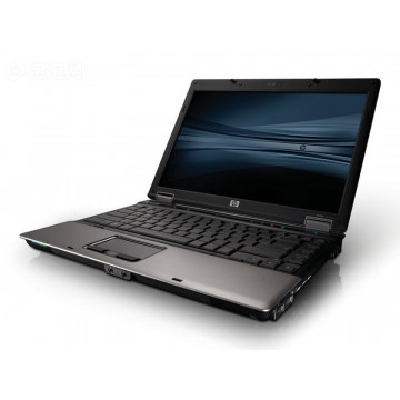 Notebook Hp 6530b, Core 2 Duo P8700, 2.53Ghz, 2Gb DDR2, 80Gb HDD, DVD-RW, 14 inci, Webcam, Fara baterie Laptopuri Second Hand