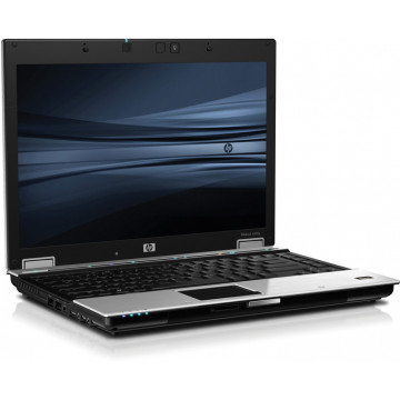Notebook sh HP EliteBook 6930p, Core 2 Duo P8600, 2.4Ghz, 1Gb DDR2, 160Gb, DVD-RW, 14 inci, baterie nefunctionala Laptopuri Second Hand