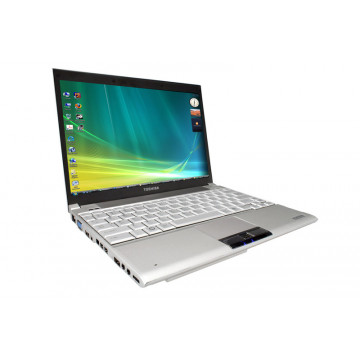 Notebook Toshiba Portege R500, Core 2 Duo U7700, 1,3Ghz, 2Gb DDR2, 120Gb, DVD-ROM, 12.1 inci Laptopuri Second Hand