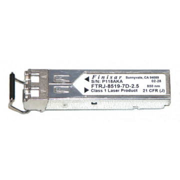Optical transceiver Finisar FTRJ-8519P1BNL, IBM 53p0407, 2000 Mbps, Mini GBIC Retelistica