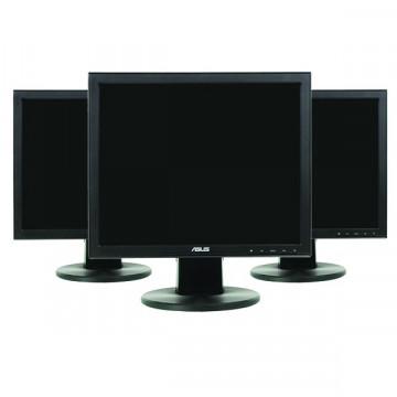 Pachet promotional 10 Monitoare LCD TFT SH 17 inci Negre, grad A  LUX, Diverse marci Oferte Pachete IT