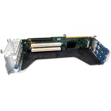 PCI Raiser Card Cage HP 408788-001, compatibil cu serverele HP Proliant DL380 G5