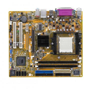 Placa de baza Asus A8V-MX/S, Socket 939 + Procesor AMD Sempron 1.8Ghz + Cooler