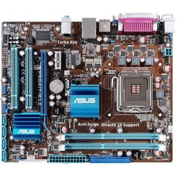 Placa de Baza Asus P5G41T-MLX, Socket 775, FSB 1333Mhz, PCIe x16, Intel GMA X4500, DDR3 + Procesor Intel E2200, 2.2ghz