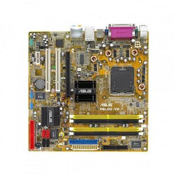 Placa de baza ASUS P5LD2-VM, DDR2, SATA, Socket LGA775 + Procesor Intel Pentium Dual Core E2200, 2.20 GHz
