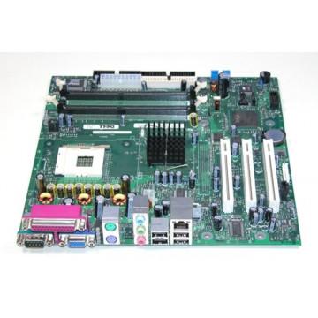 Placa de baza Bulk Dell E210882, Video, Audio, USB, DDR2 DIMMS
