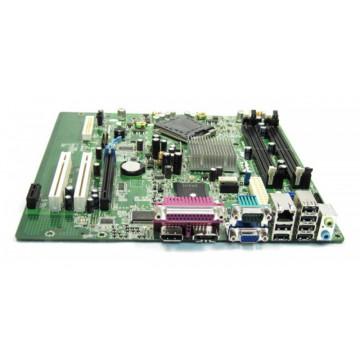Placa de baza Dell 760 Tower + Procesor Intel Pentium Dual Core E5300 2.60Ghz, PN 0M858N Non-ATX Componente Calculator