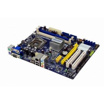 Placa de baza FoxconnG41MX-F 2.0, LGA 775, DDR2, Video Intel GMA X4500