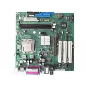 Placa de baza FUJITSU SIEMENS D1961-A11, DDR1, SATA, Socket 775 + Procesor Intel Celeron D 2.80GHz + Radiator Componente Calculator