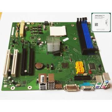 Placa de baza Fujitsu Siemens D2981-A12 GS1 + CPU AMD Athlon II X2 255 3.10Ghz Socket AM2 non-ATX