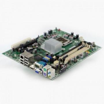 Placa de baza HP 536884-001 536458-001 503363-000, DDR3, SATA, Socket 775 Componente Calculator