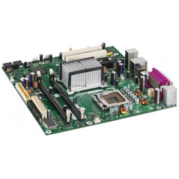Placa de Baza Intel D946GZIS, Socket LGA775, PCI-Express x16, VGA, Micro ATX, DDR2 + Procesor Core 2 Duo E4600, 2.4Ghz