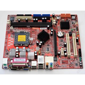 Placa de baza MSI 7173 Ver. 1.A, DDR2, SATA, PCI Express, IDE, Socket 775